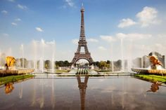 A history of one of France's most famous structures, and a world breakthrough in construction: The Eiffel Tower. Famous Structures, Spring Break Trips, Malaysia Travel, Tours, France Travel, Vacation Spots, Trip Advisor, Beautiful Places, Scenery