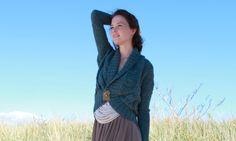 Norah's Knits: Shrug it off - Shrugs to Knit