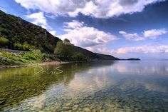 Liqeni i Ohrit (Pogradec)