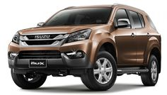 The eagerly awaited vehicle by so many people, and also a model with a lot of redesigns named 2018 Isuzu MU-X will come very soon. In this case, very soon means the beginning of 2018.