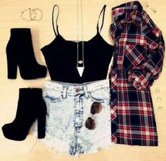 25 Best ideas for glasses outfit hipster crop tops Teenager Outfits, Teenager Mode, Outfits For Teens, Trendy Outfits, Simple Rave Outfits, Indie Outfits, Urban Fashion, Teen Fashion, Fashion Looks
