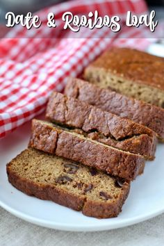 Date and Rooibos Tea Loaf Cake Loaf Recipes, Quick Bread Recipes, Delicious Cake Recipes, Yummy Cakes, Tea Loaf, Recipe Generator, Kitchen Stories, Loaf Cake, Salted Butter