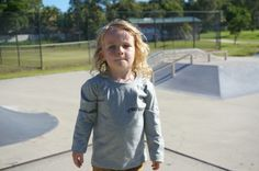 """The new street range for the brand """"Not Telling"""". This long sleeve T shirt is one of many new rad designs sold exclusively at the Byron baby shop in Byron bay. This label is designed by a local Byron bay mother who has an eye for street fashion. #kids #kidsfashion #kidsofinstagram #kidsstyle #kidswear #toddler #toddlerfashion #toddlerswag #skaterkid #skate #skating #skater #skatepark #grommet #boysclothes #boy #boysclothes #byronbay #instakids #byronbabyshop #nottelling @not.telling…"""