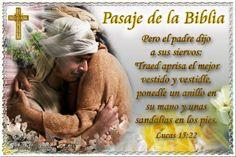Vidas Santas: Santo Evangelio según san Lucas 15:22