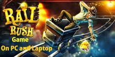 Download Rail Rush For PC (windows 7,8,8.1) Free
