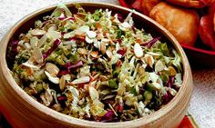 Three Cabbage Asian coleslaw & Three Cabbage Summer Coleslaw from LA TIMES