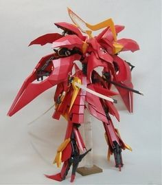 OSPG001-Flame EmperorCreate your own GundamInstant Pdf by G2paper