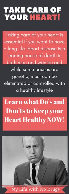 Taking care of your #heart is essential if you want to have a #longlife. #Heartdisease is a leading cause of death in both men and women and while some causes are genetic, most can be eliminated or controlled with a #healthylifestyle #healthyliving #heartdiseaseprevention