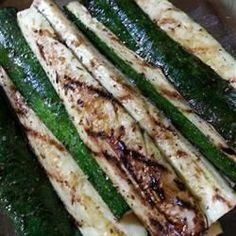 #Balsamic Grilled #Zucchini #recipe #healthy #veggies #food #yum #instafood #foodpic #brainbalance #addressthecause #Danvers  http://allrecipes.com/Recipe/Balsamic-Grilled-Zucchini/Detail.aspx?evt19=1