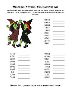 math worksheet : new halloween addition and subtraction worksheets 3 and 4 digit  : Halloween Subtraction Worksheets