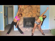 This Workout works for me!!!! You guys should check out Keaira  LaShae a lot of her workouts will make your body scream!!!!(Hip Hop workouts)