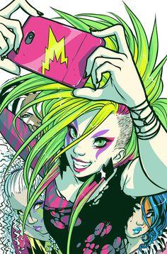 misfits by mooncalfe.deviantart.com on @DeviantArt