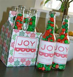 Christmas candy idea