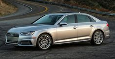 2017 Audi A4 Ultra Offers Best-In-Class EPA Estimated Fuel Economy #Audi #Audi_A4