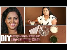 Hair fall is directly related to follicle. They get clogged due to oily scalp, and pollution. Keep reading to know how to use curry leaves for hair growth! Hair Remedies For Growth, Hair Growth Treatment, Hair Growth Tips, Yogurt For Hair, Ayurvedic Hair Oil, Hair Fall Solution, Egg For Hair, Reduce Hair Fall, Bouncy Hair