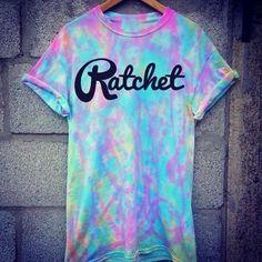 Ratchet Clothing | PASTEL -SHIRT