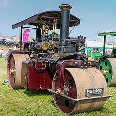 The World's most recently posted photos of roadroller and roller ...