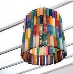 phroyd: Grandma's Curlers are now a Lamp! ... | Project: Greenify