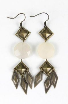 Mist Earrings $26