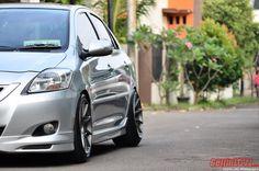 Toyota Vios Rafiandra Lubis