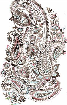 Natalia Gemma Textile Design   Sketchbook