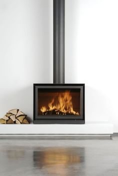 // - Home Decor & Furniture Catalog Fireplace Inspiration And Ideas For Your Home Stove Fireplace, Fireplace Wall, Fireplace Design, Fireplace Ideas, Fireplace Furniture, Wood Burning Fireplace Inserts, Wood Burner, Modern Fireplace, Home Decor Furniture