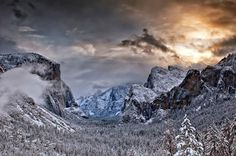 Solid-Faced Canvas Print Wall Art Print entitled The calm after the storm Calm After The Storm, Mountain Photos, Winter Storm, The Visitors, Mount Everest, Poster Prints, Explore, Mountains, Photo And Video
