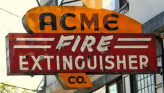 acme fire extinguisher co.