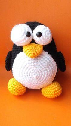 Patrón pingüino