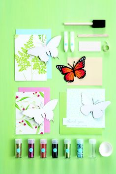 Create stunning glittered effects with Martha Stewart Crafts Studio glitter technique class at Michaels.