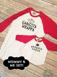 Etsy Mommy and Me Outfits, Mommy and Me Shirts, Christmas Shirt Set, Mom and Son Shirts, Mom and Daughter