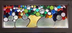One of My Favorite artists Allison Fox Stained Glass