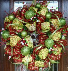 Christmas Wreath staceyaiello