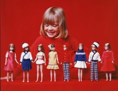 The Skipper Doll Collection 1965