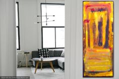 Original Abstract Painting by Gordon Sellen Acrylic Spray Paint, Spray Paint On Canvas, Wood Canvas, Canvas Art, Original Art, Original Paintings, Abstract Expressionism Art, Earth Tones, Buy Art