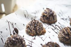 Macaroons de coco