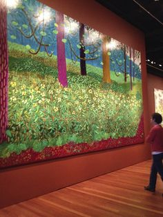de young david hockney - Google Search