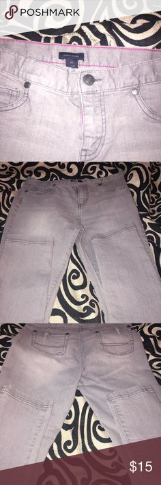 Tommy Hilfiger Jeans Grey Tommy Hilfiger Jeans (kids) Tommy Hilfiger Jeans Skinny