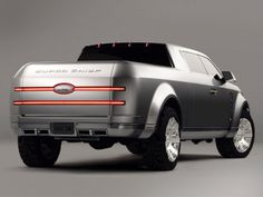 Ford F-250 Super Chief Concept (2006)