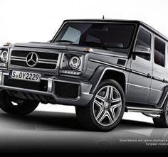 Mercedes G63 AMG.. My rich dreams coming true:)