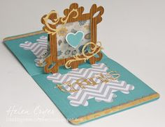 The Dining Room Drawers: More Sizzix Thank You cards