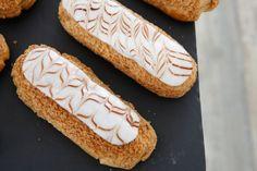 Recette L'éclair mille-feuilles : Le Meilleur Pâtissier saison 5