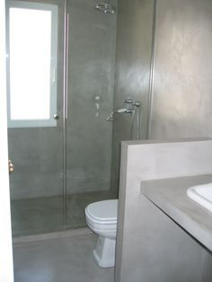baños concrete - Buscar con Google