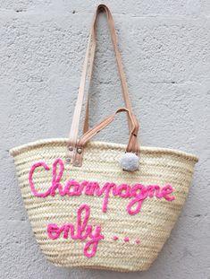 L'atelier Des Petites Bauloises: Panier Champagne Only