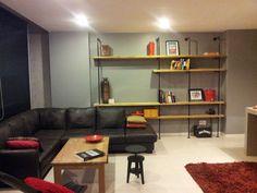 pipes & shelves