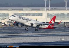 Helvetic Airways is adding seven Embraer ERJ-190 aircraft to its fleet.