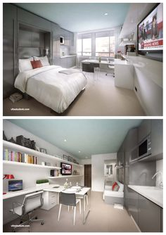 Student Room, Bristol, Buildings, Students, Strong, Rooms, Cabinet, Furniture, Home Decor