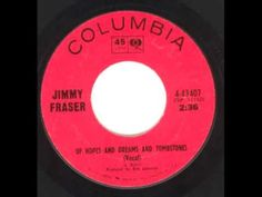 JIMMY FRASER - OF HOPES DREAMS AND TOMBSTONES - RARE NORTHERN SOUL - YouTube