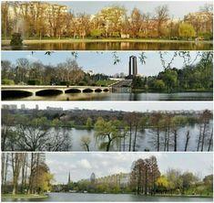 Some parks in Bucharest: Cișmigiu, Carol (2&3) and I.O.R. Foto: Vlad Eftinie