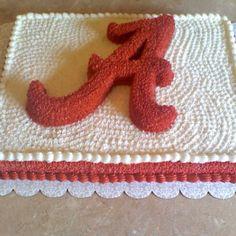 ALABAMA cake, red velvet